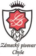 24.jpg, Logo Zámecký pivovar Chyše